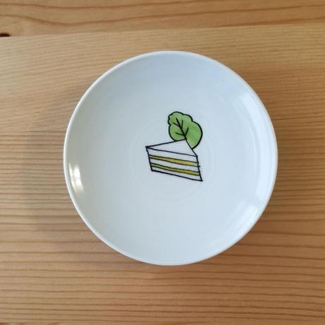 九谷焼 豆皿 パン・フライパン・ドーナツ・サンドイッチ・プチトマト・アイス