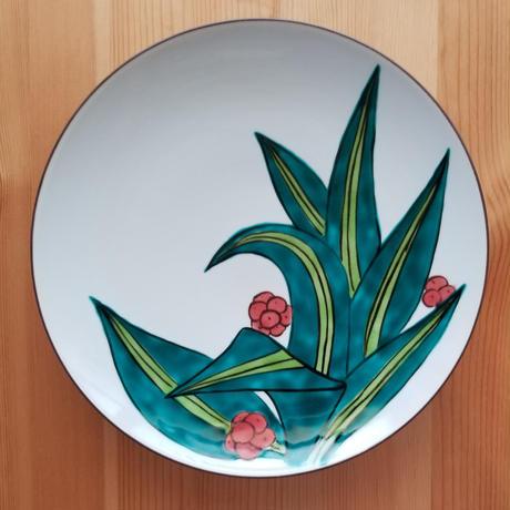 九谷焼 大皿 おもと