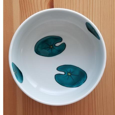九谷焼 取り鉢 蓮2種