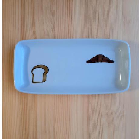 九谷焼 付きだし皿 パン・フライパン