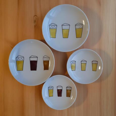 九谷焼 取り皿 クラフトビール・生ビール・ピーナッツ