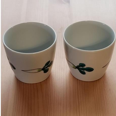 九谷焼 フリーカップ 大根