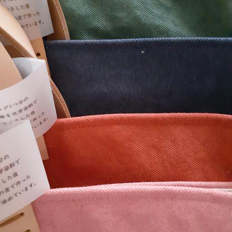 れんげの家 帆布トートバッグL