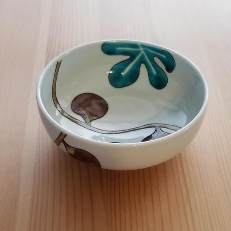 九谷焼 取り鉢 いちじく・おもと