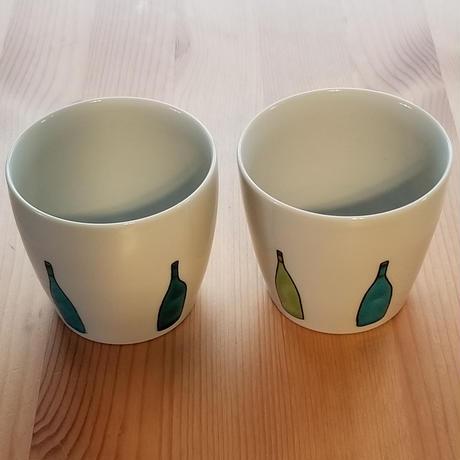 九谷焼 フリーカップ 日本酒