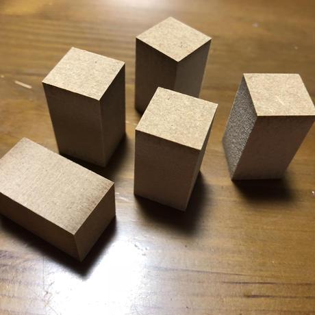はんこ台木(単品)