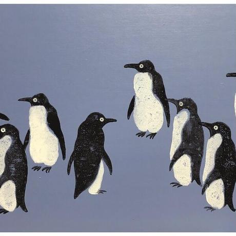 津久井智子 消しゴムはんこアート作品ポストカード | Tsukui Tomoko's Eraser Stamp Artwork Postcards