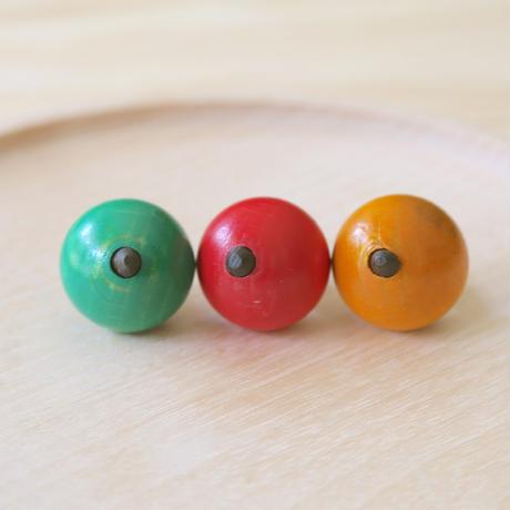 こまりんご(小)1個  / 緑・赤・黄