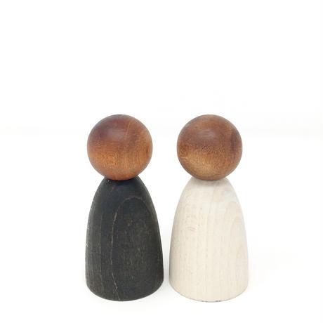 Nins®オトナ/ダーク (Adults Nins® Dark Wood)   18-181