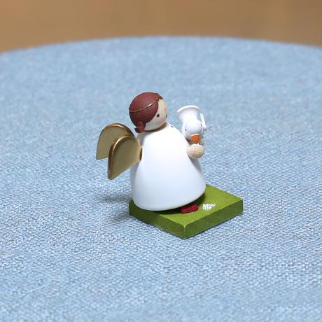 天使と白いハト / ギュンター・ライヒェル工房