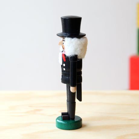 ミニくるみ割り人形「煙突掃除屋さん」