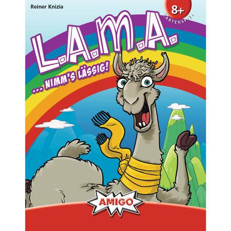 カードゲーム「ラマ」 アミーゴ /  ドイツ