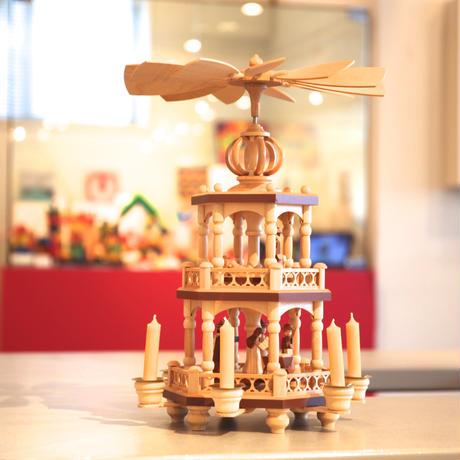 クリスマスピラミッド「生誕/2段」