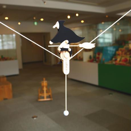 『魔女の綱渡り』 西田明夫オートマタ レプリカ作品
