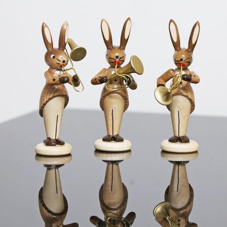 ホルン  /  ウサギの音楽隊