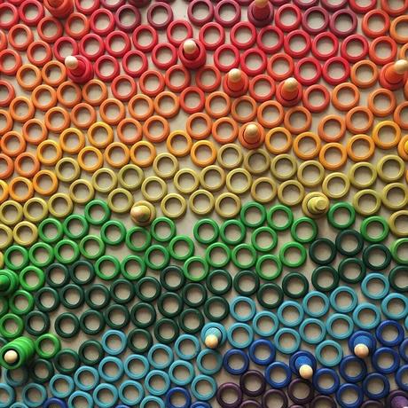 Nins®リング&コイン  (Nins®, rings & coins)  15-102