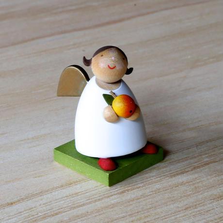 アウトレット 日焼け 天使とりんご/ ギュンター・ライヒェル工房