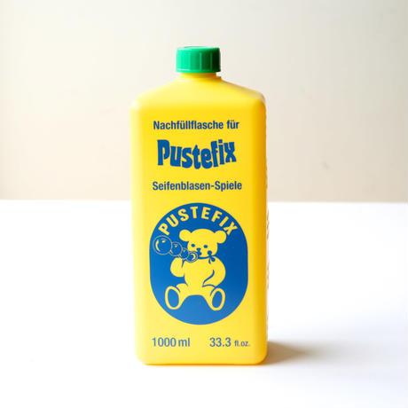 シャボン玉 補充液 1リットル (PUSTEFIX社のシャボン玉)