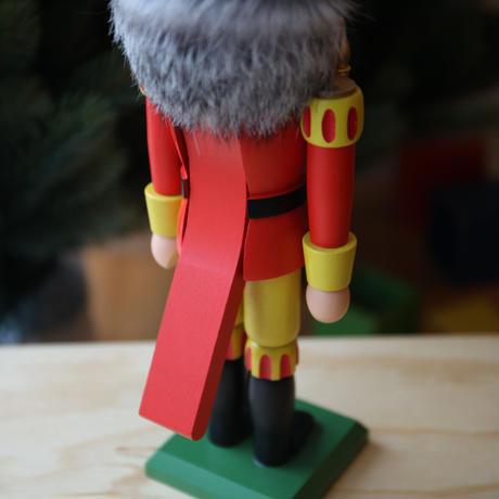 くるみ割り人形「すかし冠 王様30cm」コルベ工房