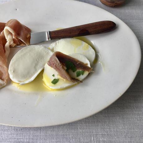 Filetti di Acciughe in Olio di Oliva con Limone アンチョビオイル漬 レモン