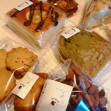 【クリスマスの贈り物】生蜂蜜、お菓子とお茶の小箱