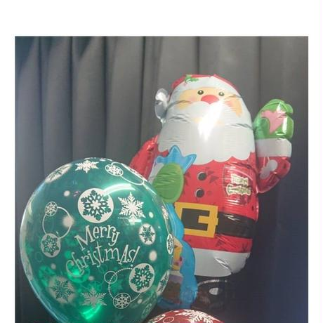 クリスマスバルーン