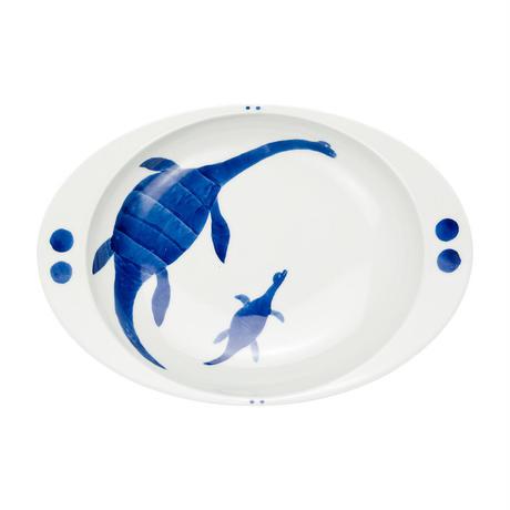 プレシオサウルス −極上のカレー皿【大】−