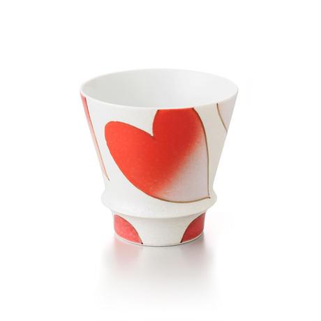 バレンタイン(赤)−至高の焼酎グラス−
