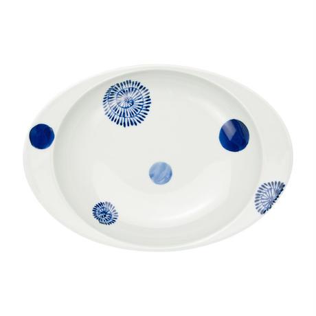 丸紋 −極上のカレー皿【大】−