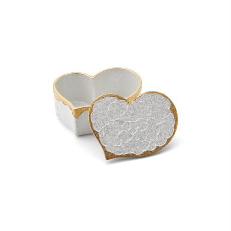 パール牡丹(ゴールド) mimi ミニ陶BOX