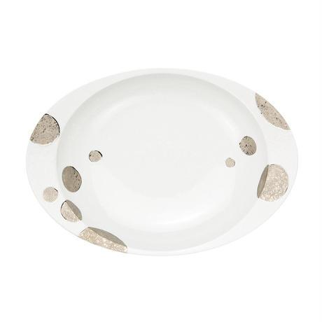 月のしずく −極上のカレー皿【大】−