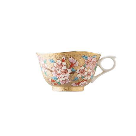 金彩  桜絵 -sakurae- カップ&ソーサー