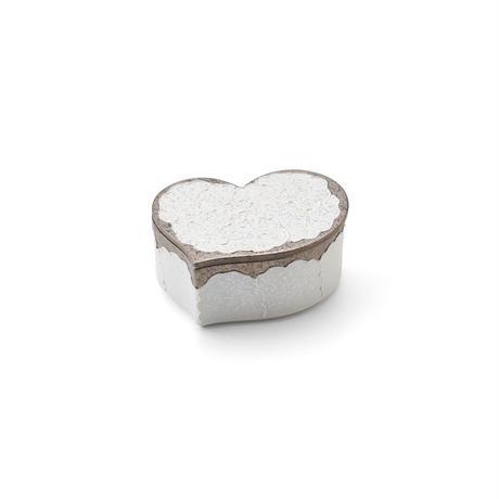 パール牡丹(プラチナ) mimi ミニ陶BOX