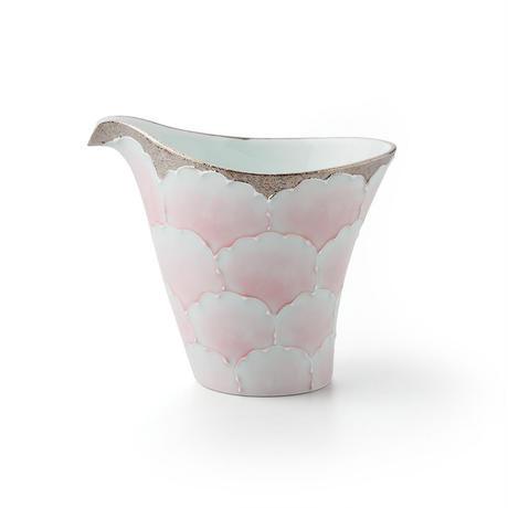 プラチナ牡丹(ピンク)片口