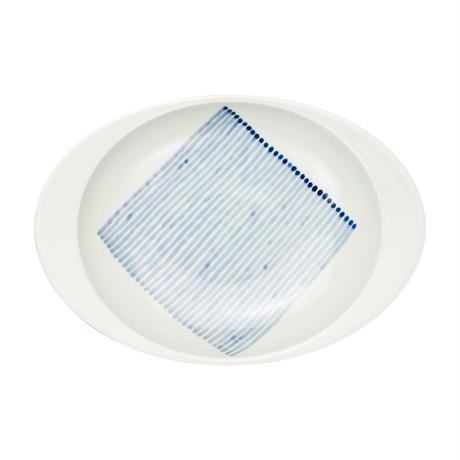 木綿 −極上のカレー皿【大】−