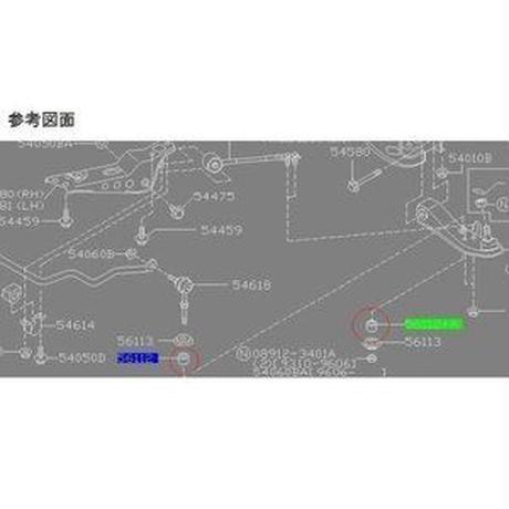 強化スタビブッシュ パルサー(RNN14/N14)  フロント用