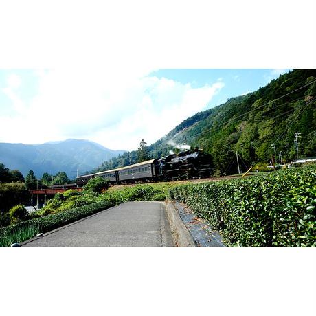ドローン×4Kカメラ動画・映像【Healing Blue Air ヒーリングブルー・エア】大井川鐵道 Oigawa Railway〈動画約45分, approx45min.〉感動の4Kカメラ映像