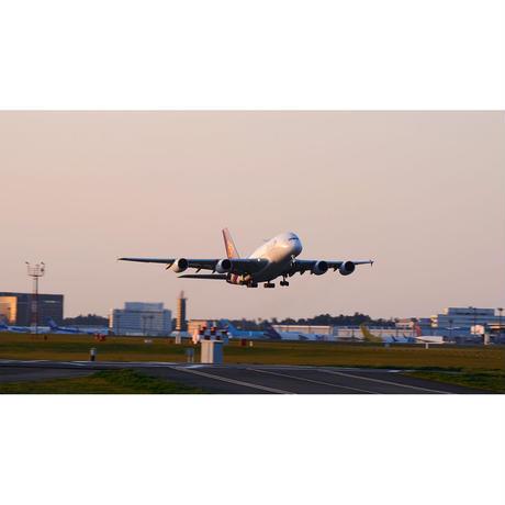 4Kカメラ映像【HealingBlueヒーリングブルー】成田国際空港 NARITA INT'L AIRPORT〈動画約53分, approx53min.〉