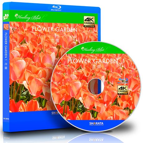4Kカメラ映像【Healing Blue L ヒーリングブルーL】 花園1〈動画約40分〉