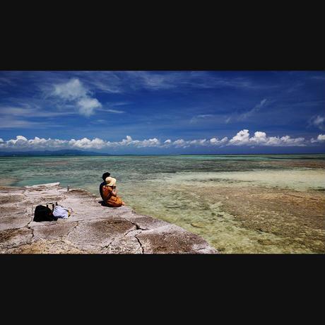 ドローン×4Kカメラ映像【Healing Blue Air ヒーリングブルー・エア】竹富島感動のドローン×4Kカメラ映像