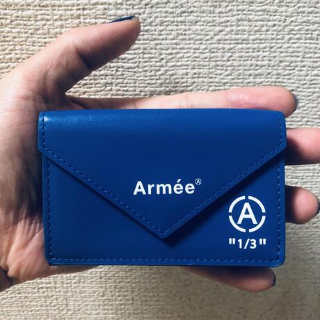 ギフトにも最適! Armée 1/3 ミニ財布