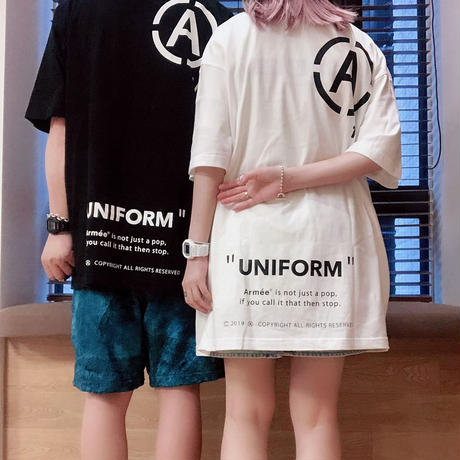 Armée オーバーサイズTシャツ