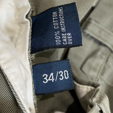 """Polo by Ralph Lauren """"ANDREW"""" cotton chino pants"""