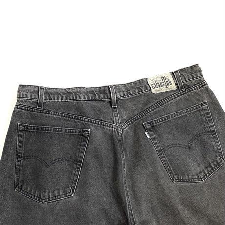 "90's Levi's SilverTab ""BAGGY"" denim shorts"