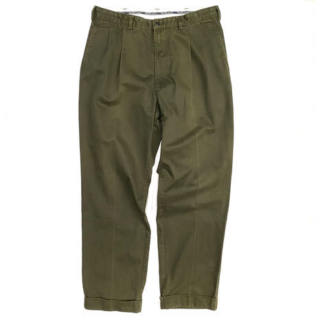 "Polo by Ralph Lauren ""HAMMOND PANT"" cotton chino pants"
