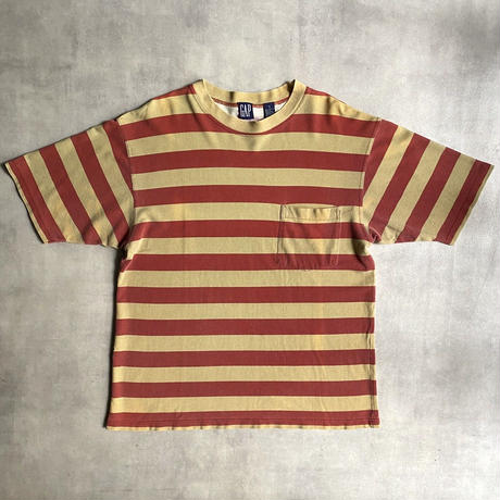 """OLD GAP"" border T-shirt"