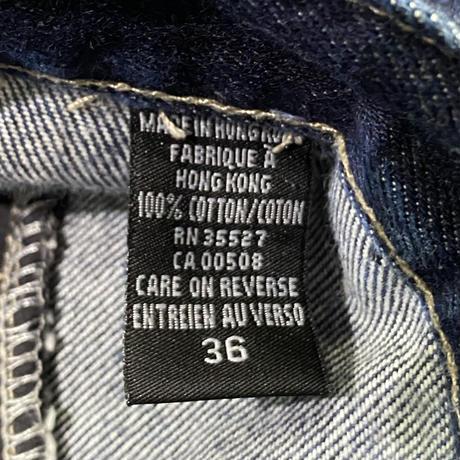 """MARITHE + FRANCOIS GIRBAUD"" denim shorts"