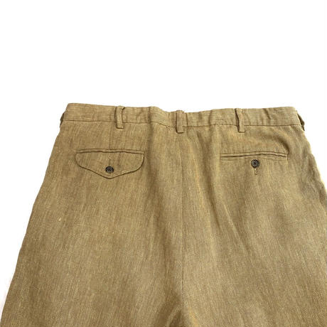 """Polo by Ralph Lauren""linen&cotton slacks"