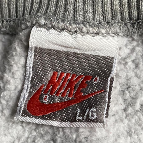 "90's ""NIKE"" cotton sweat"