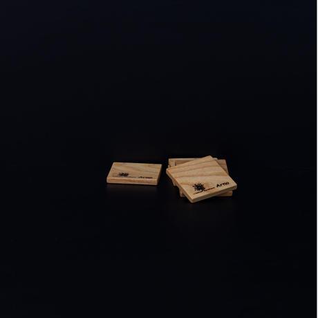 コースター5枚セット(ランダム)